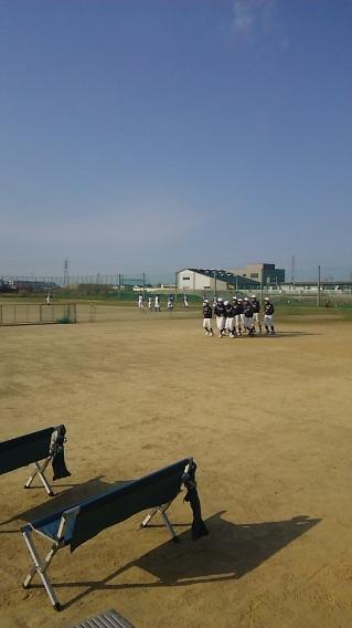 練習試合《愛知岩倉リトルリーグ》